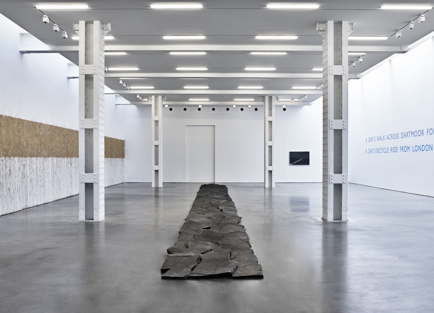 Lisson Gallery W 24th Richard Long 1