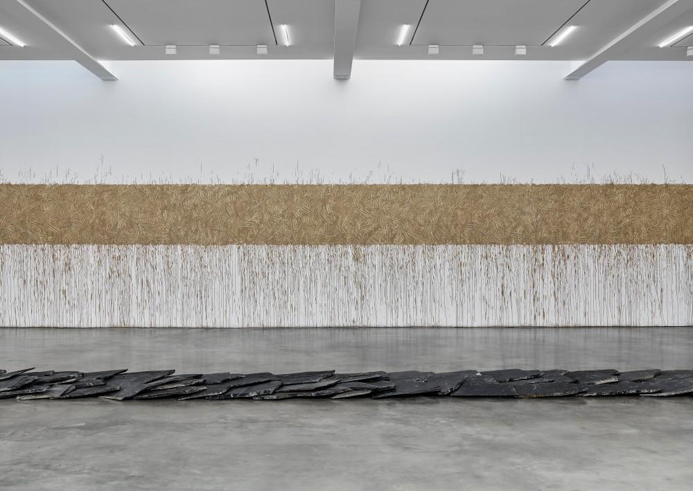 Lisson Gallery W 24th Richard Long 5