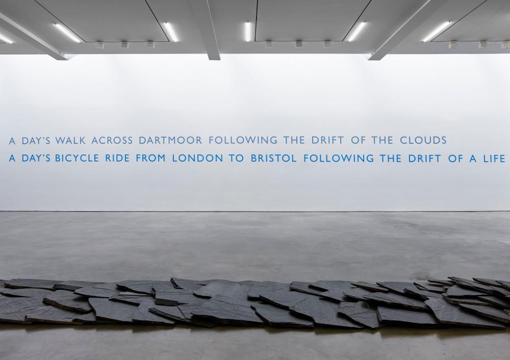 Lisson Gallery W 24th Richard Long 6