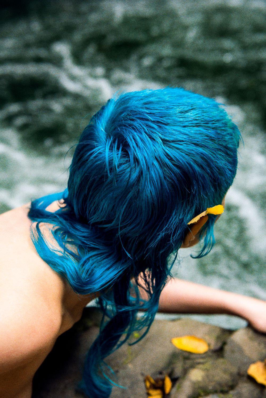 Peek Blue