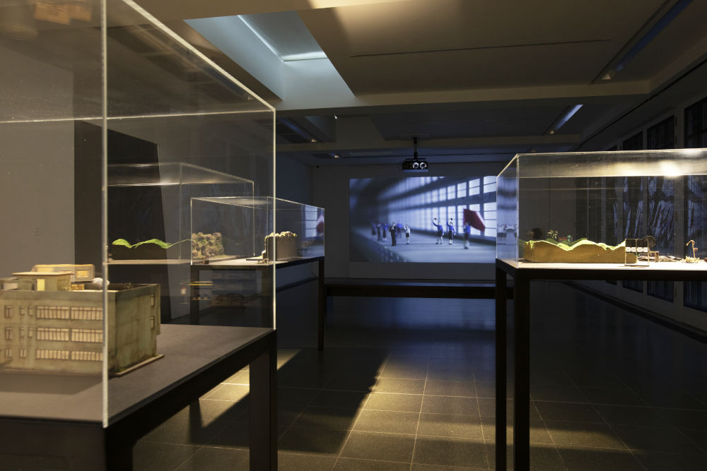Serpentine Gallery Cao Fei 3