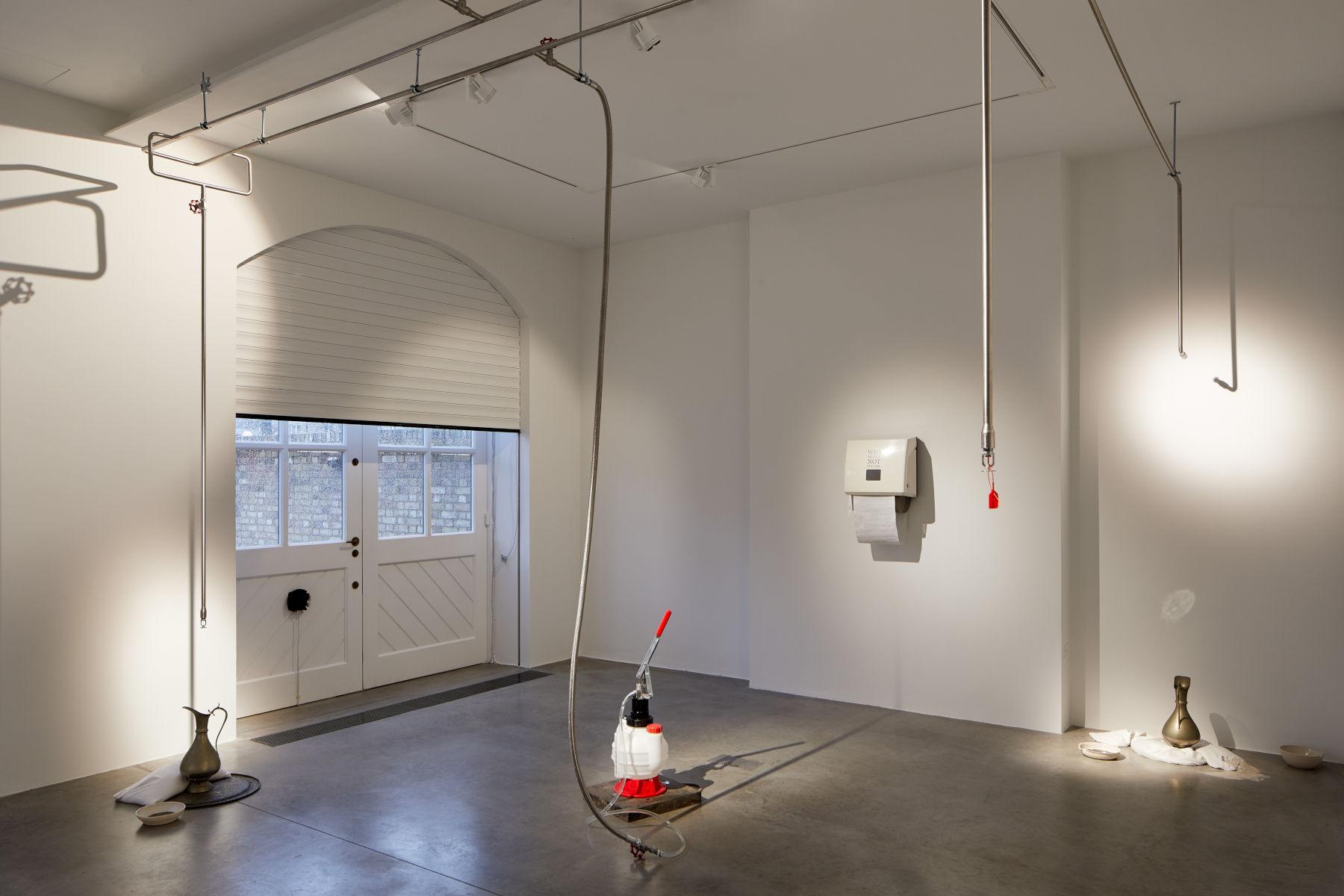 South London Gallery Fire Station Abbas Zahedi 1