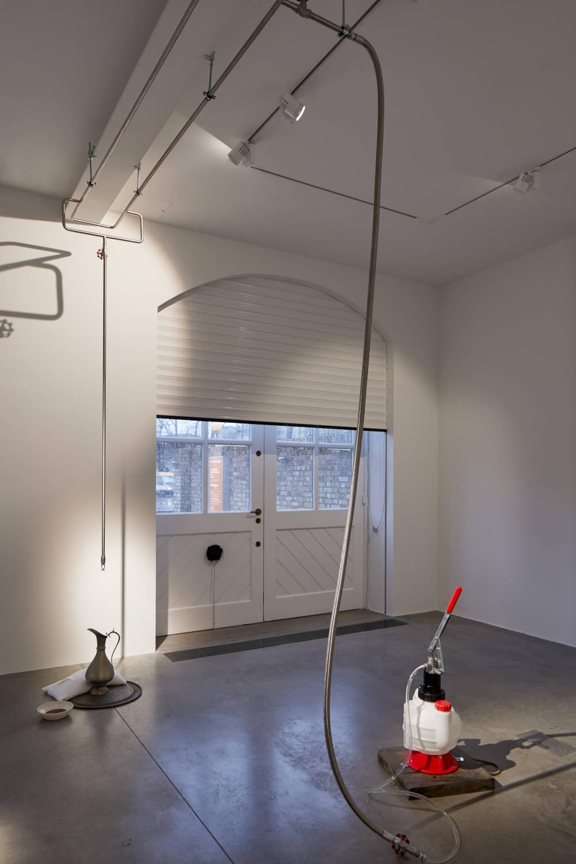 South London Gallery Fire Station Abbas Zahedi 2