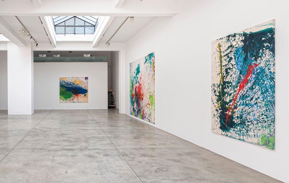 Cardi Gallery Milan Shozo Shimamoto 10
