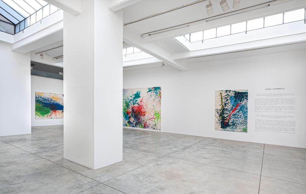 Cardi Gallery Milan Shozo Shimamoto 11