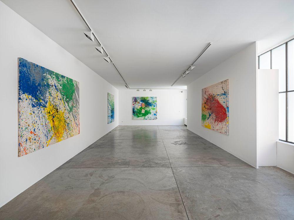 Cardi Gallery Milan Shozo Shimamoto 2