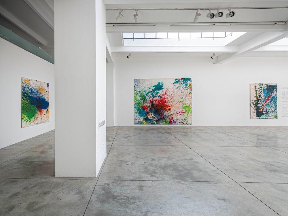 Cardi Gallery Milan Shozo Shimamoto 5