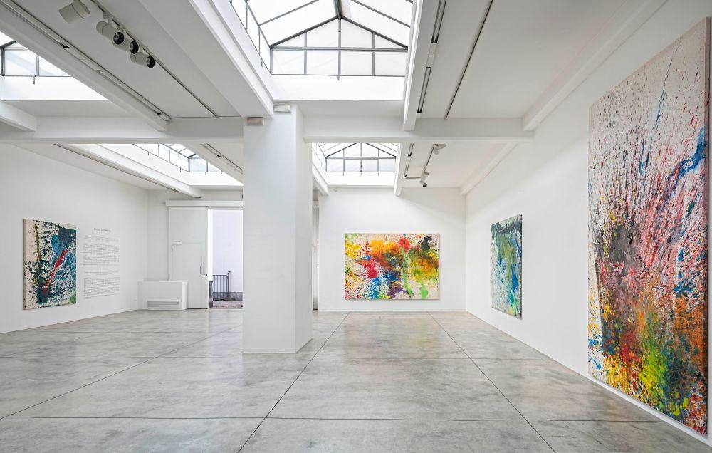 Cardi Gallery Milan Shozo Shimamoto 6
