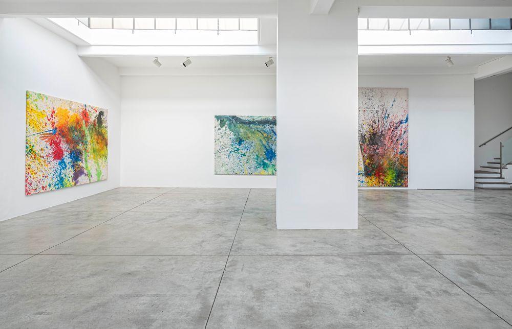 Cardi Gallery Milan Shozo Shimamoto 8