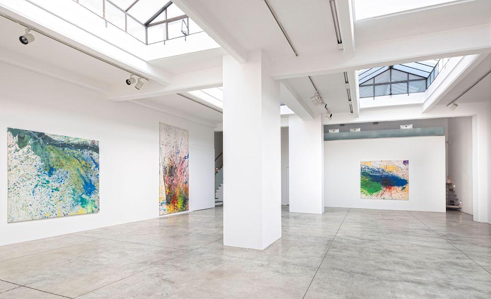 Cardi Gallery Milan Shozo Shimamoto 9