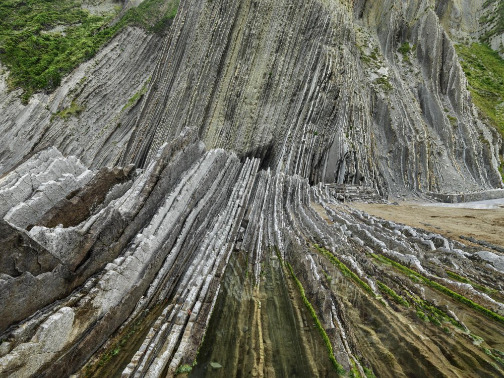Basque Coast #1, UNESCO Geopark, Zumaia, Spain