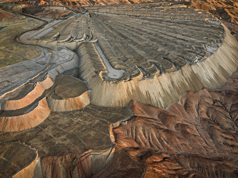 Chuquicamata Copper Mine Overburden #2, Calama, Chile