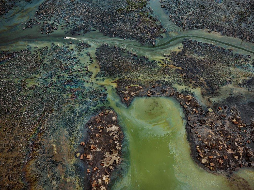 Oil Bunkering #4, Niger Delta, Nigeria