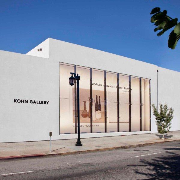 Kohn Gallery, Los Angeles  - GalleriesNow.net