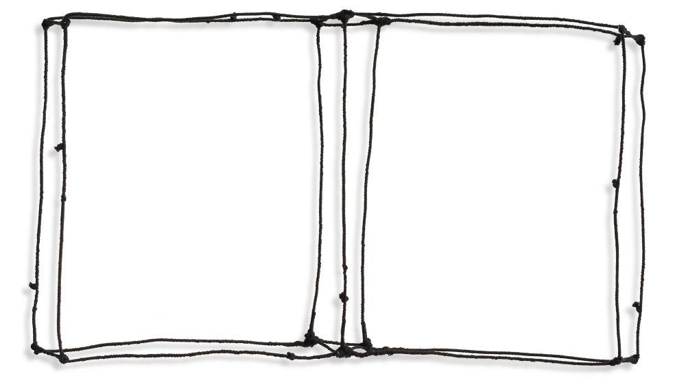 Libro vuoto nero
