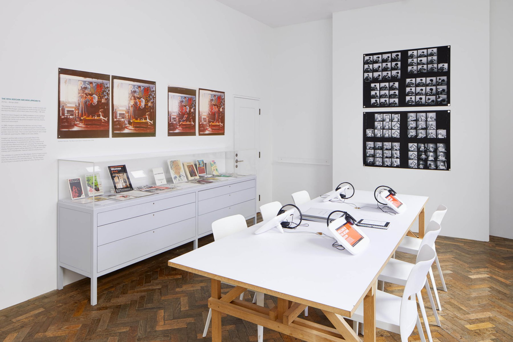 South London Gallery Rita Keegan Archive