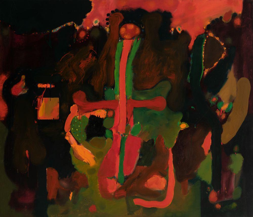 Tropic of Crucifix