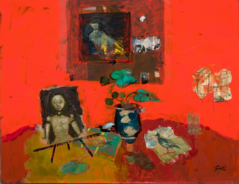 Composition rouge