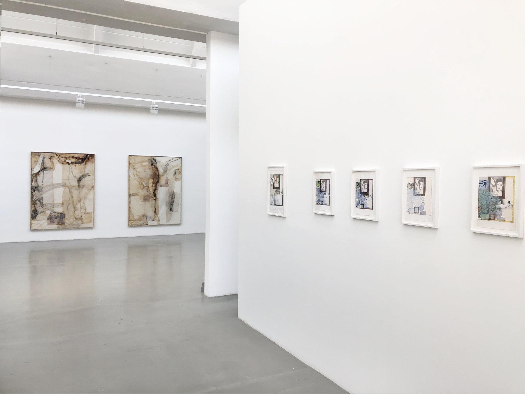 Galerie Barbara Thumm Jo Baer 1