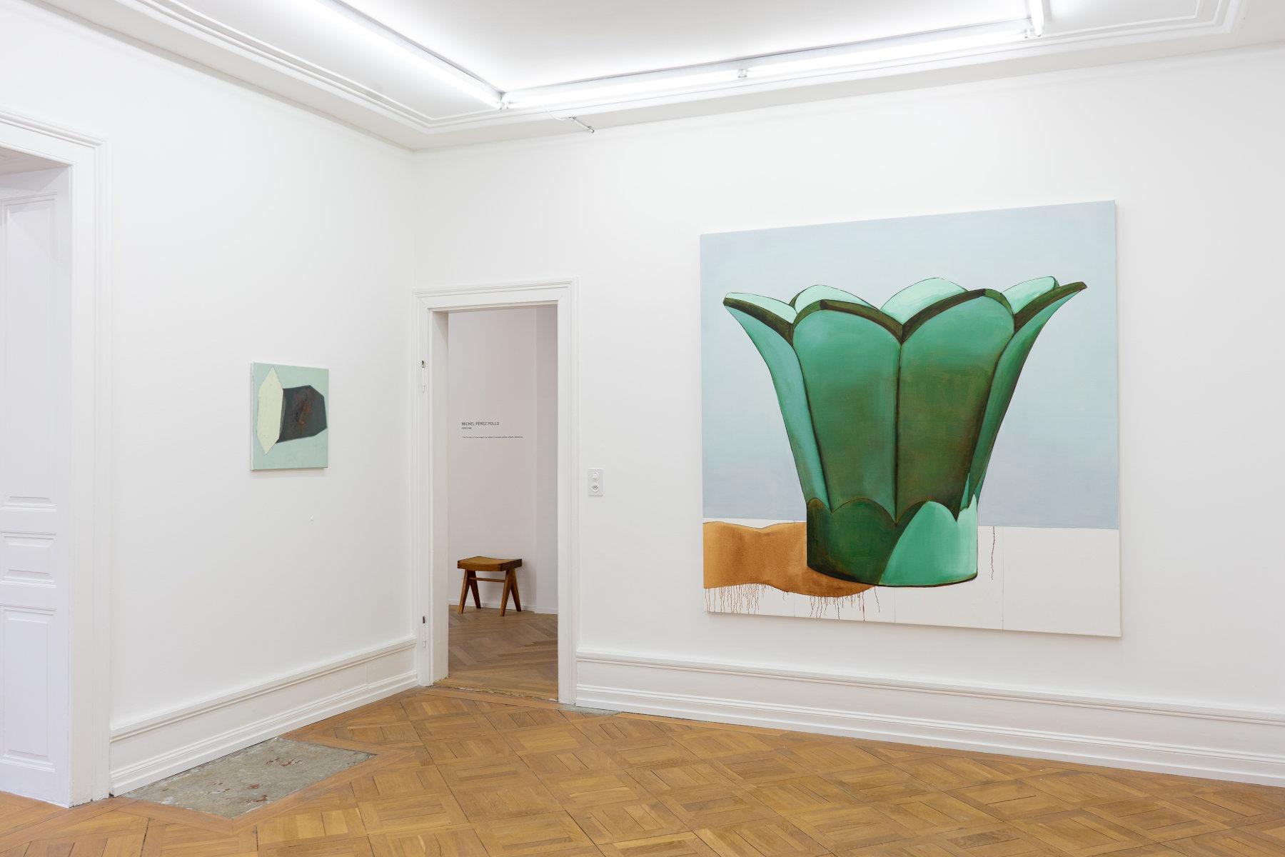 Mai 36 Galerie Michel Perez Pollo 1