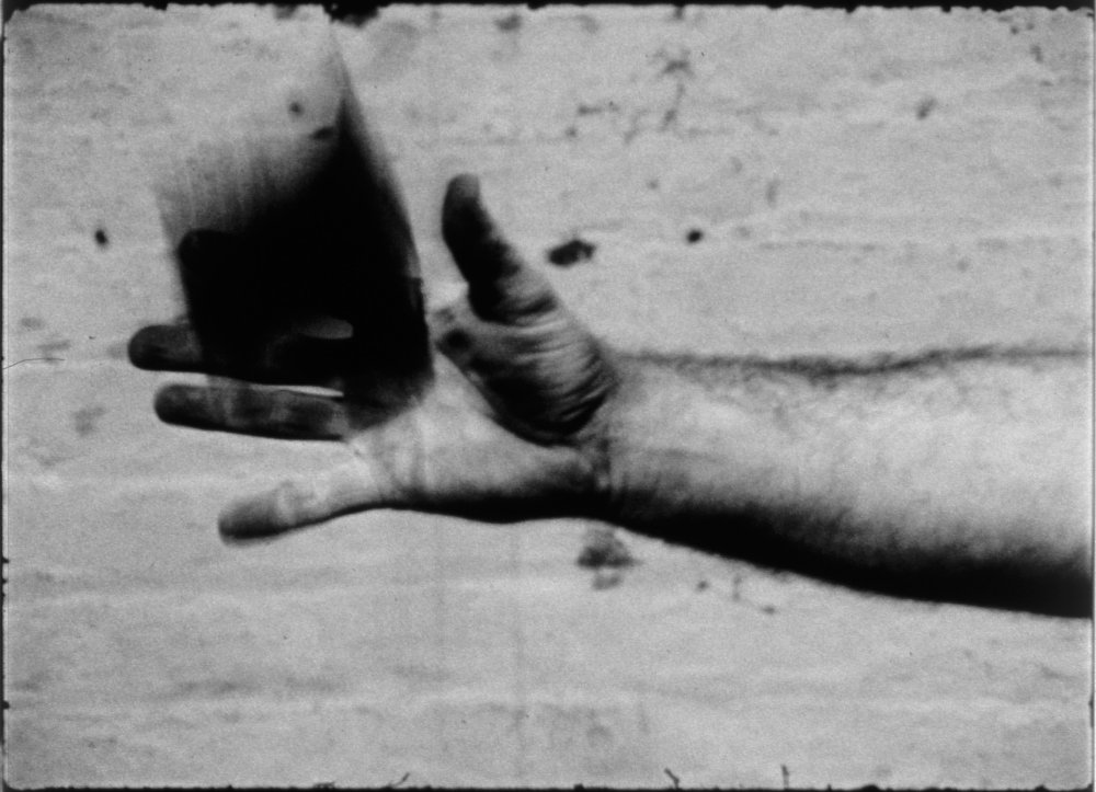 Hand Catching Lead (still)