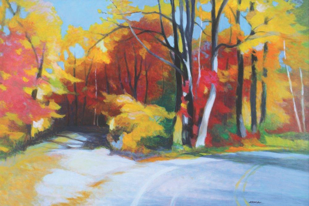 Exuberant Autumn