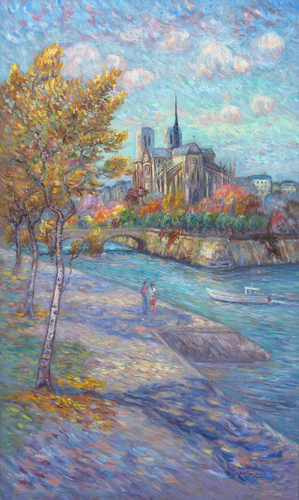 Notre Dame, Paris IIII