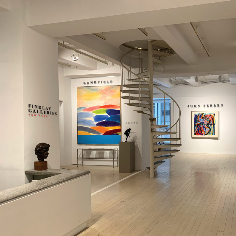 Chuang Che @Findlay Galleries, New York  - GalleriesNow.net