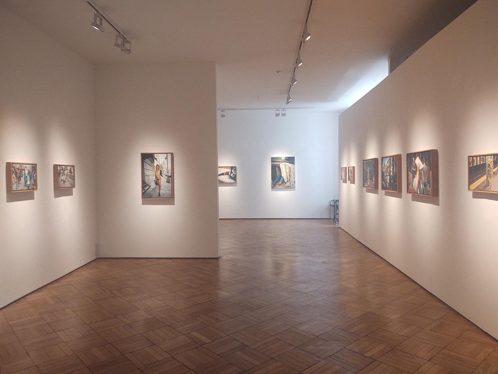Galerie Ernst Hilger Yigal Ozeri 1