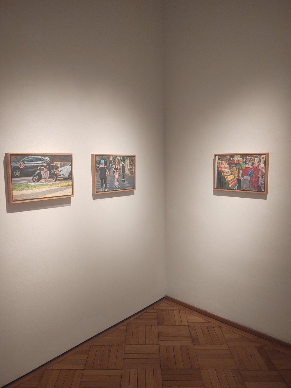 Galerie Ernst Hilger Yigal Ozeri 12