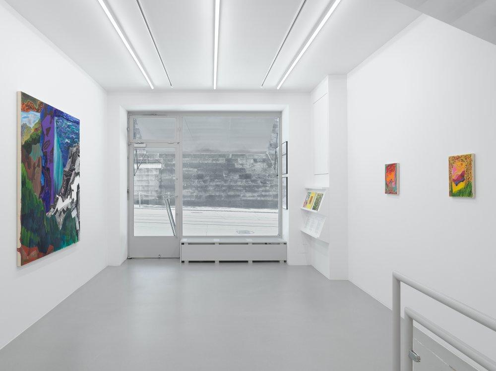 Galerie Eva Presenhuber Ramistrasse Shara Hughes 3