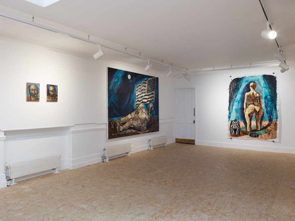 HdM Gallery Damien Deroubaix 2