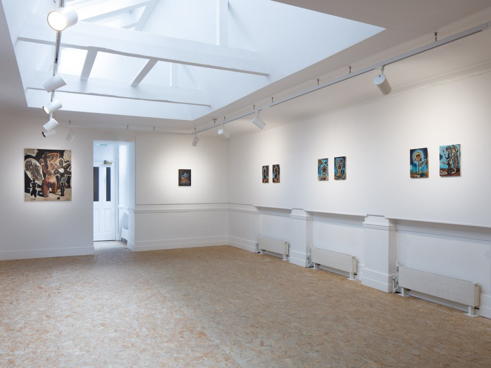 HdM Gallery Damien Deroubaix 3