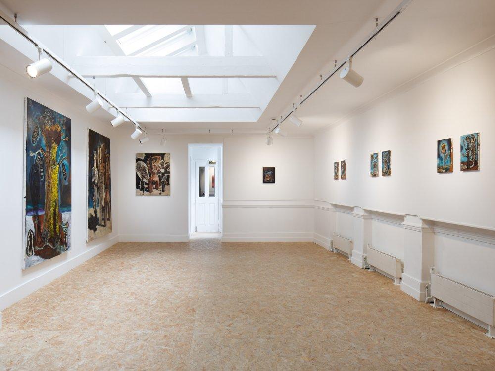 HdM Gallery Damien Deroubaix 5