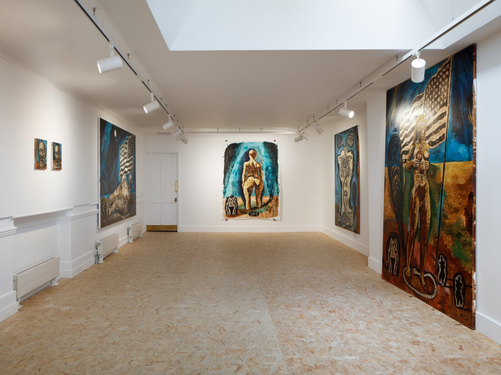 HdM Gallery Damien Deroubaix 6
