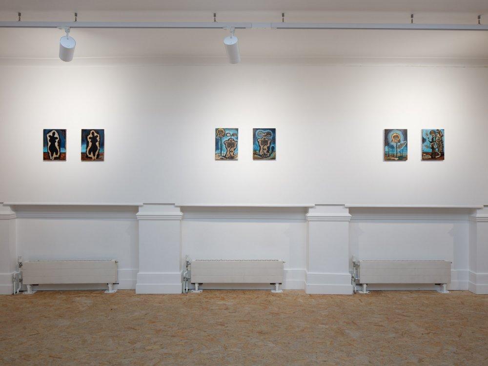 HdM Gallery Damien Deroubaix 7