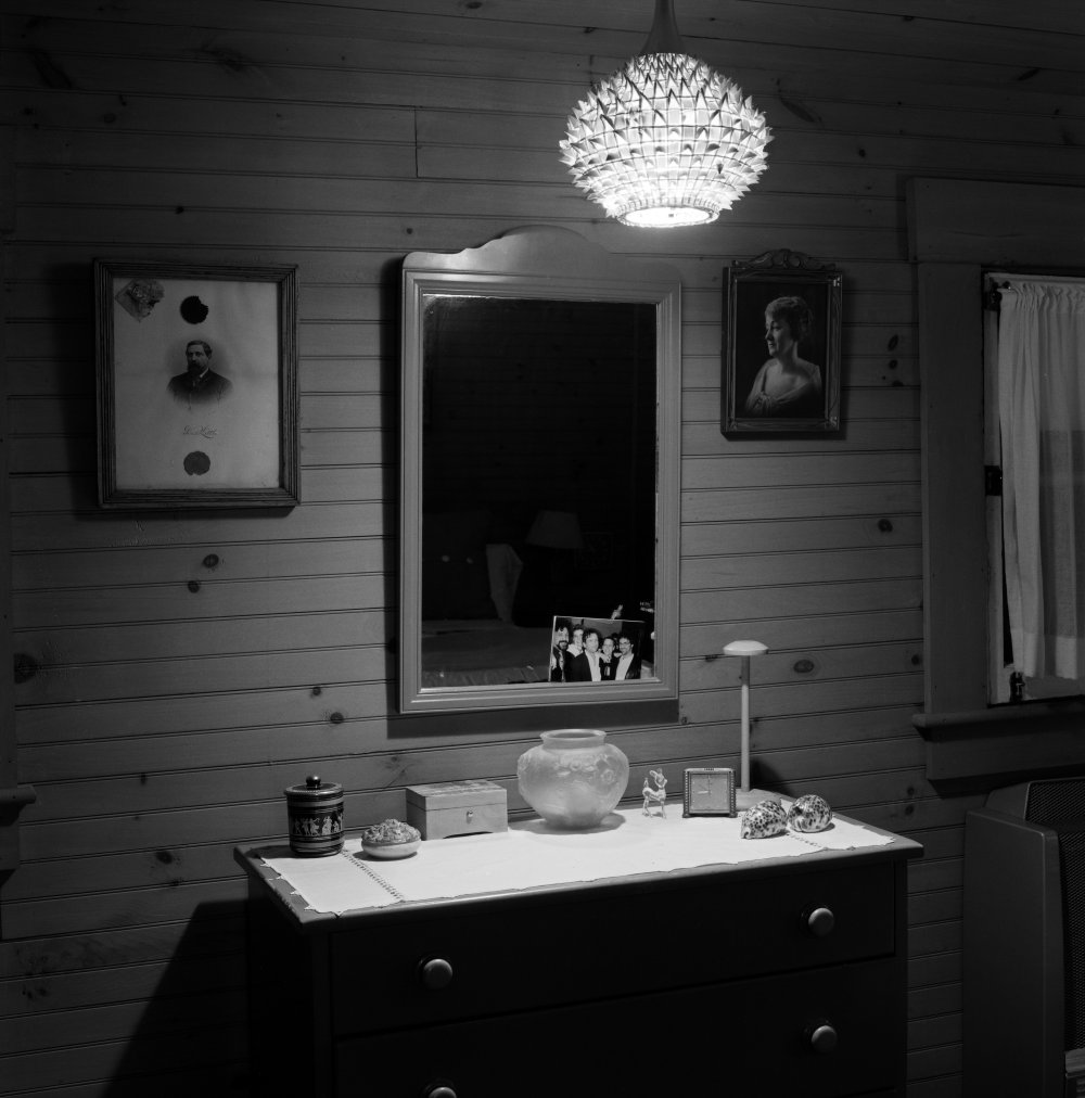 My Dresser at Night