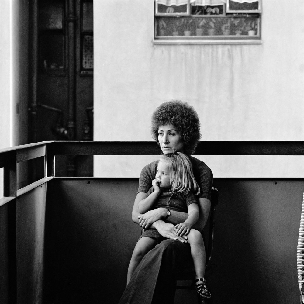 Rochelle and Samantha Adkins, Hillbrow, 1972