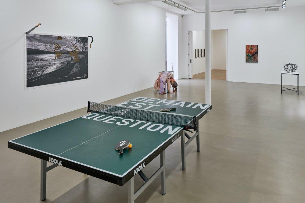 Galerie Chantal Crousel DEMAIN EST LA QUESTION 4