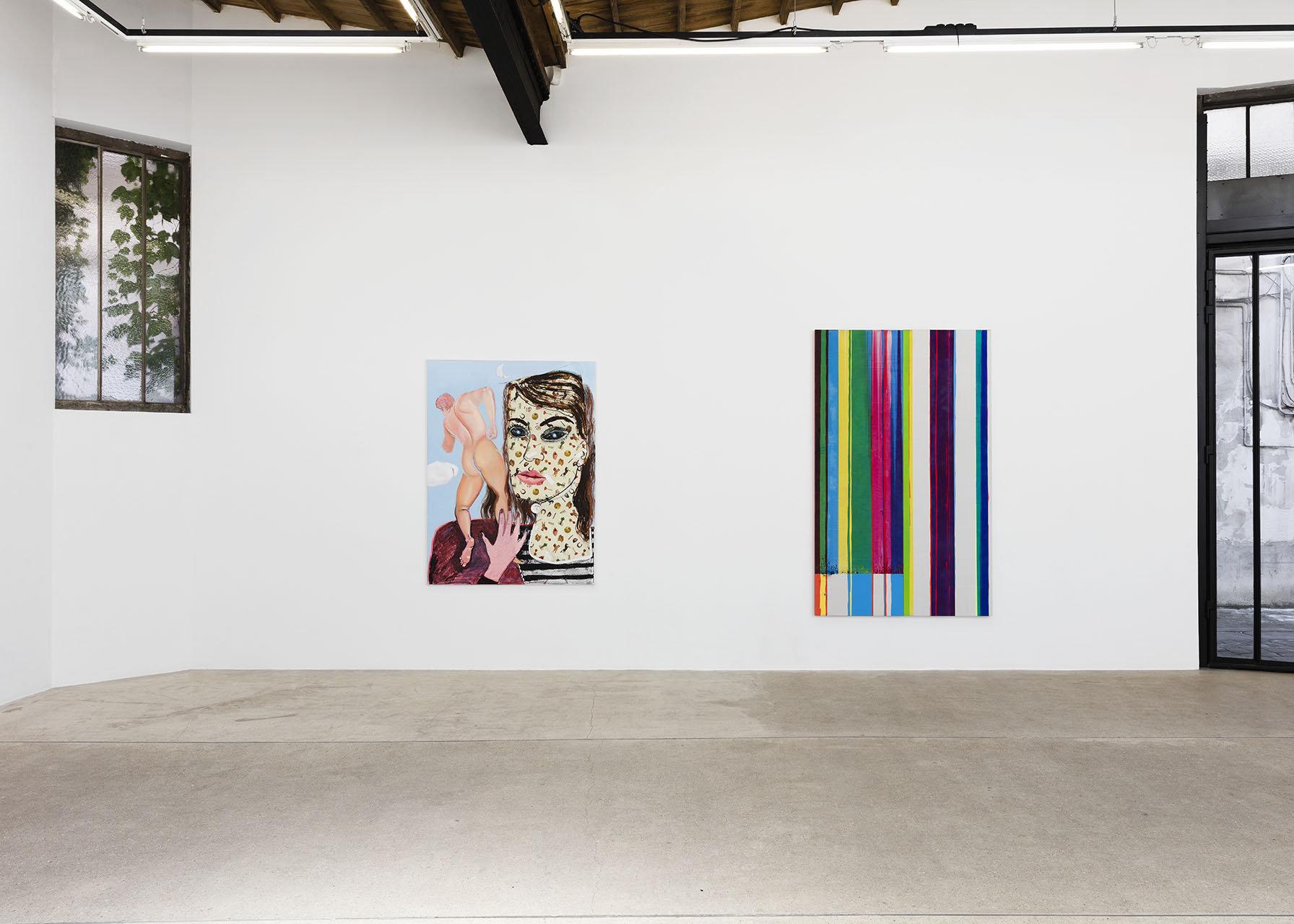 Galerie Frank Elbaz Leo Chesneau - Madeleine Roger-Lacan 1 NEW