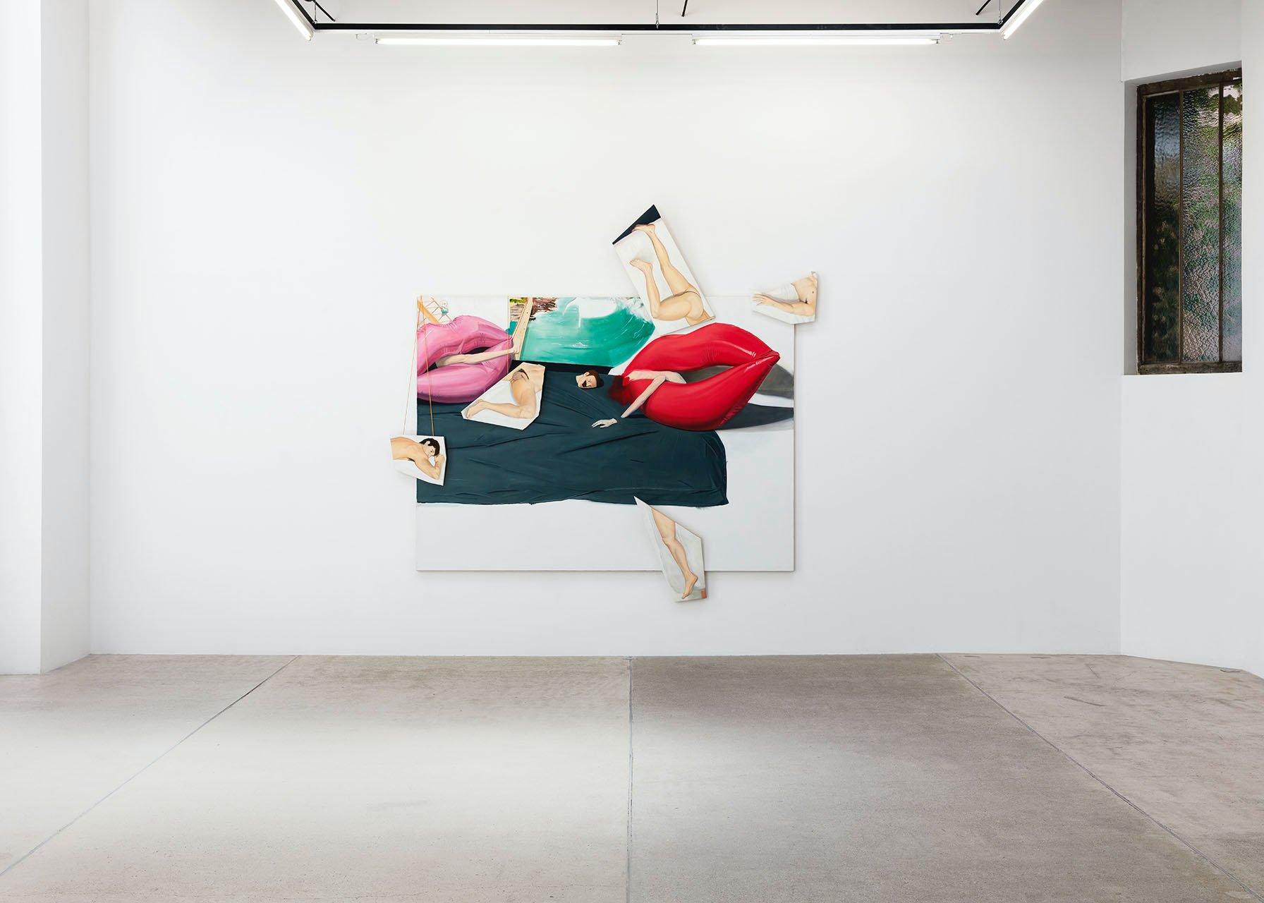 Galerie Frank Elbaz Leo Chesneau - Madeleine Roger-Lacan 1