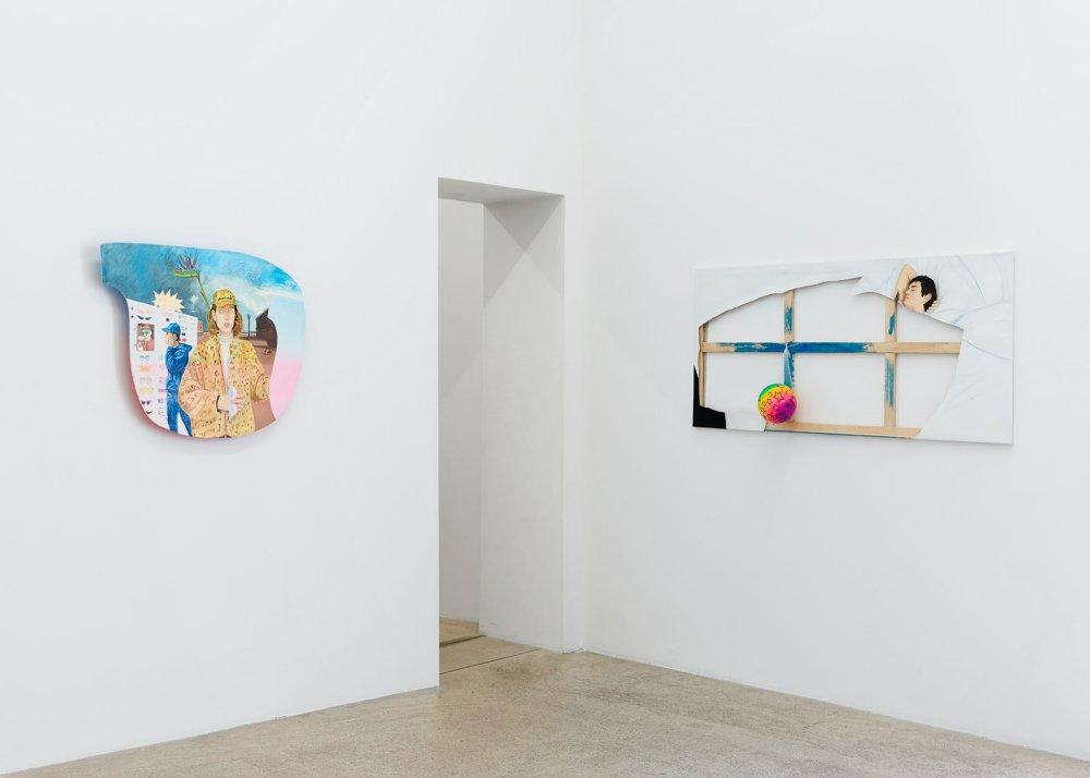 Galerie Frank Elbaz Leo Chesneau - Madeleine Roger-Lacan 6