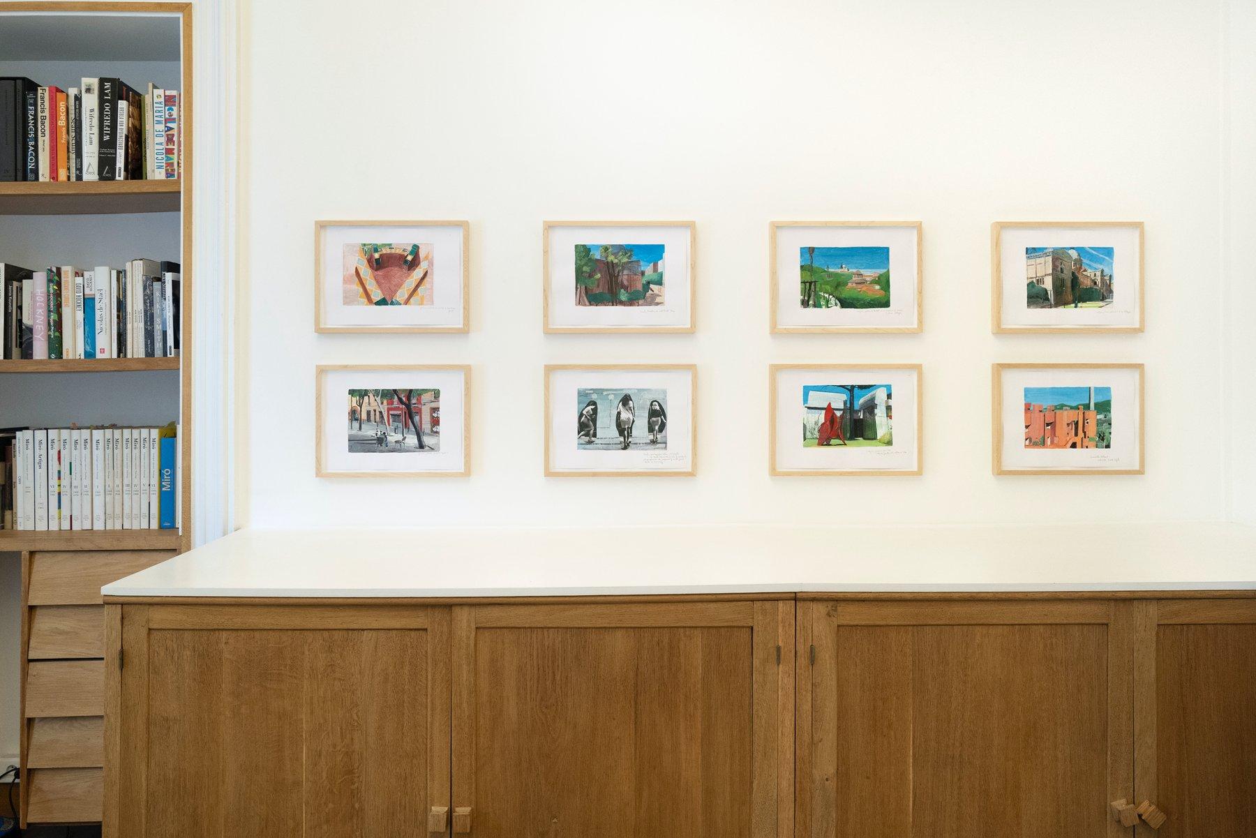 Galerie Lelong Co Paris Marc Desgrandchamps 1