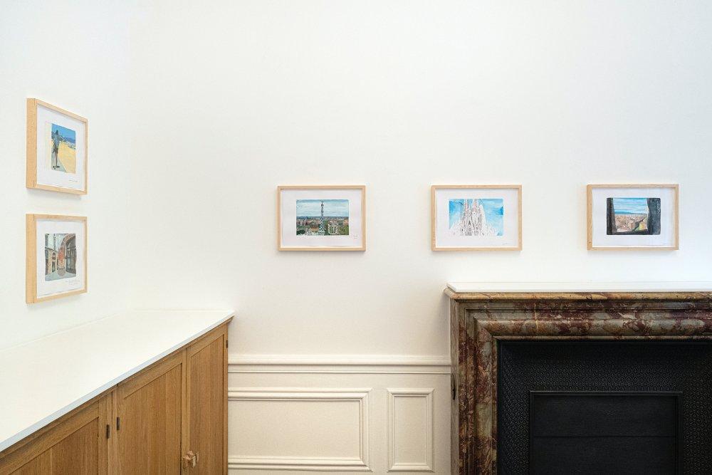 Galerie Lelong Co Paris Marc Desgrandchamps 2