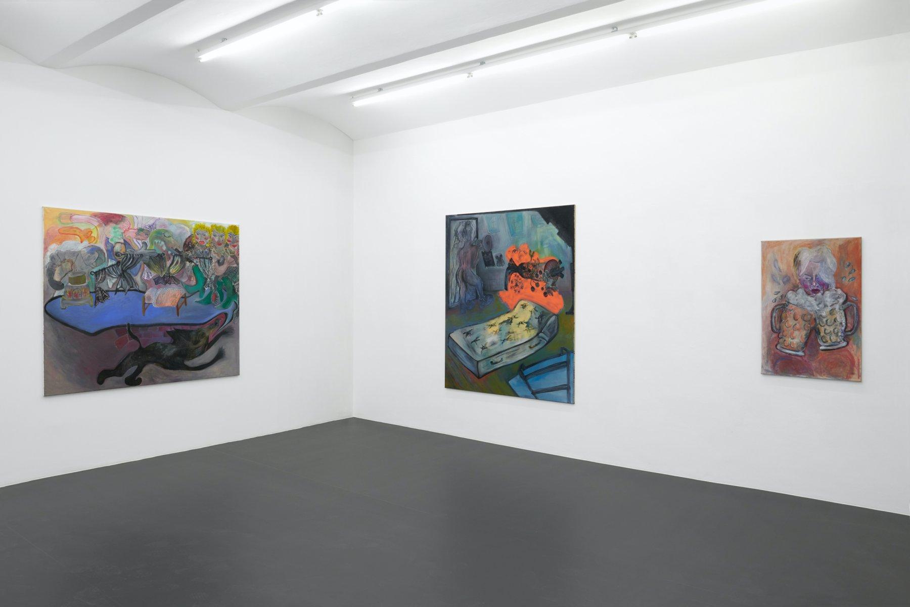 Galerie Meyer Kainer Kamilla Bischof 1
