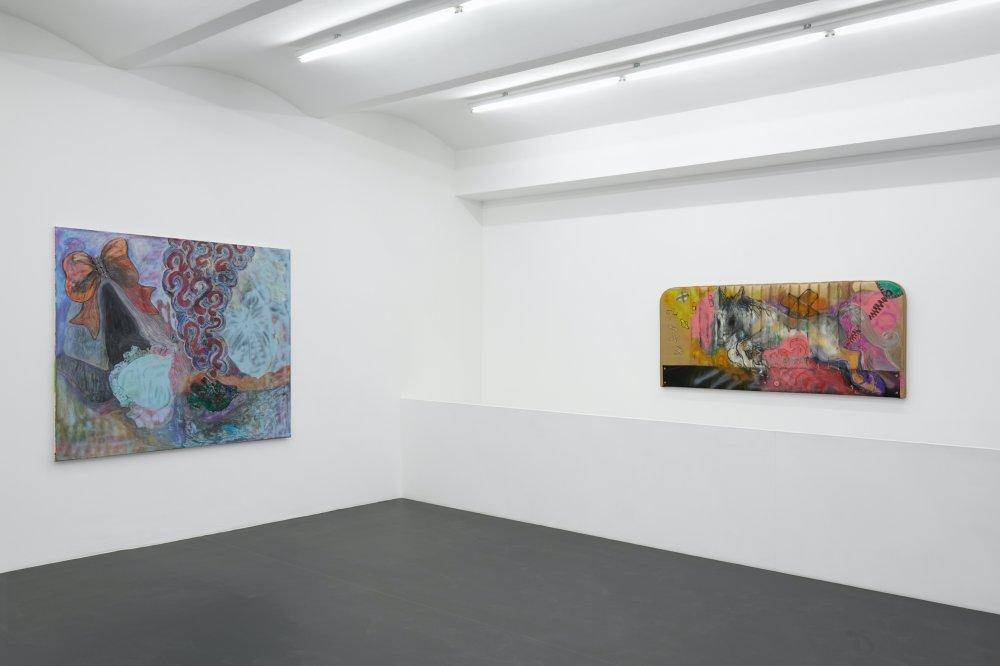 Galerie Meyer Kainer Kamilla Bischof 2