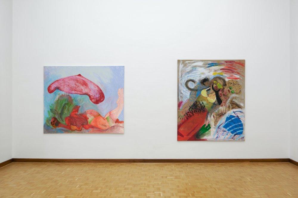 Galerie Meyer Kainer Kamilla Bischof 5