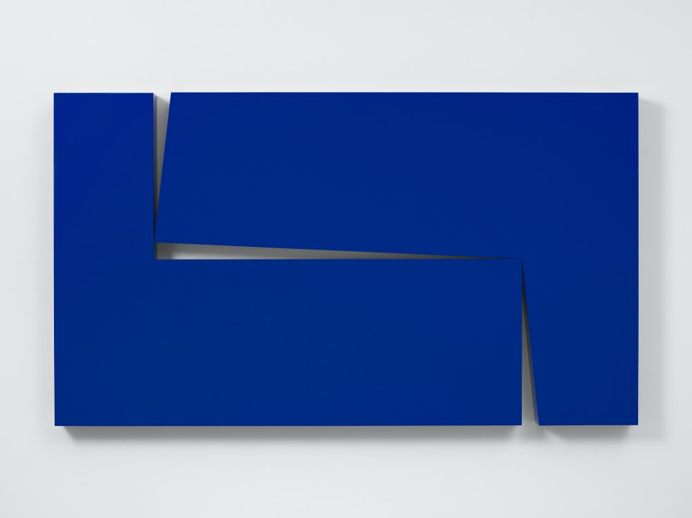 Untitled Estructura (Blue)