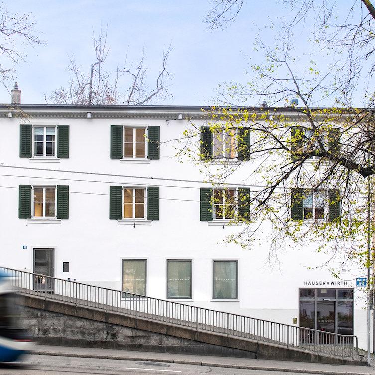 Hauser & Wirth Rämistrasse, Zürich  - GalleriesNow.net