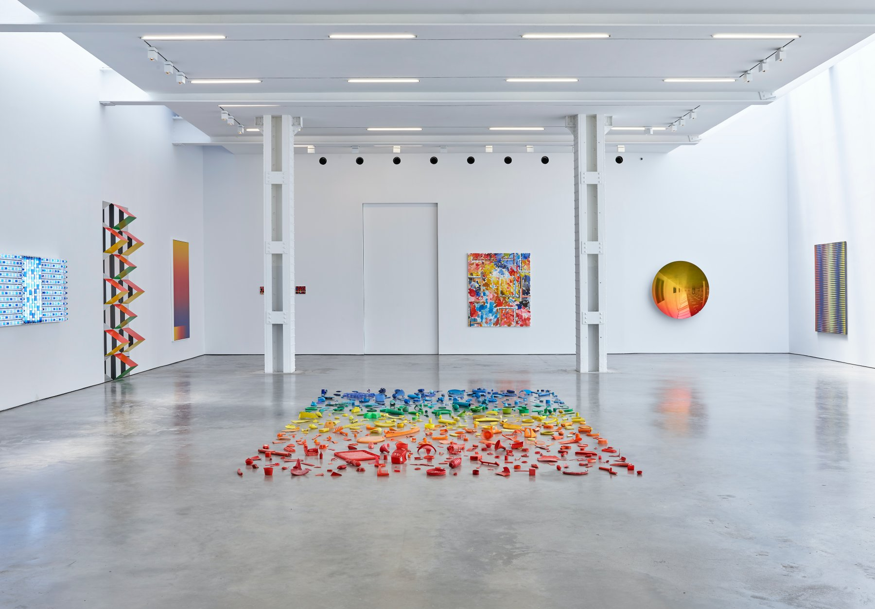 Lisson Gallery New York Spectrum 1